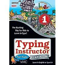 Typing Instructor Platinum for Kids 6 - Mac [Download]