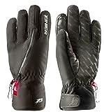 Zanier Erwachsene Ven Handschuhe, schwarz, L