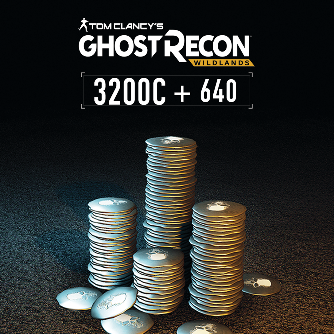 Tom Clancy's Ghost Recon Wildlands - 3840 GR Credits Pack [PC Code - (Ghost Kostüme Recon)