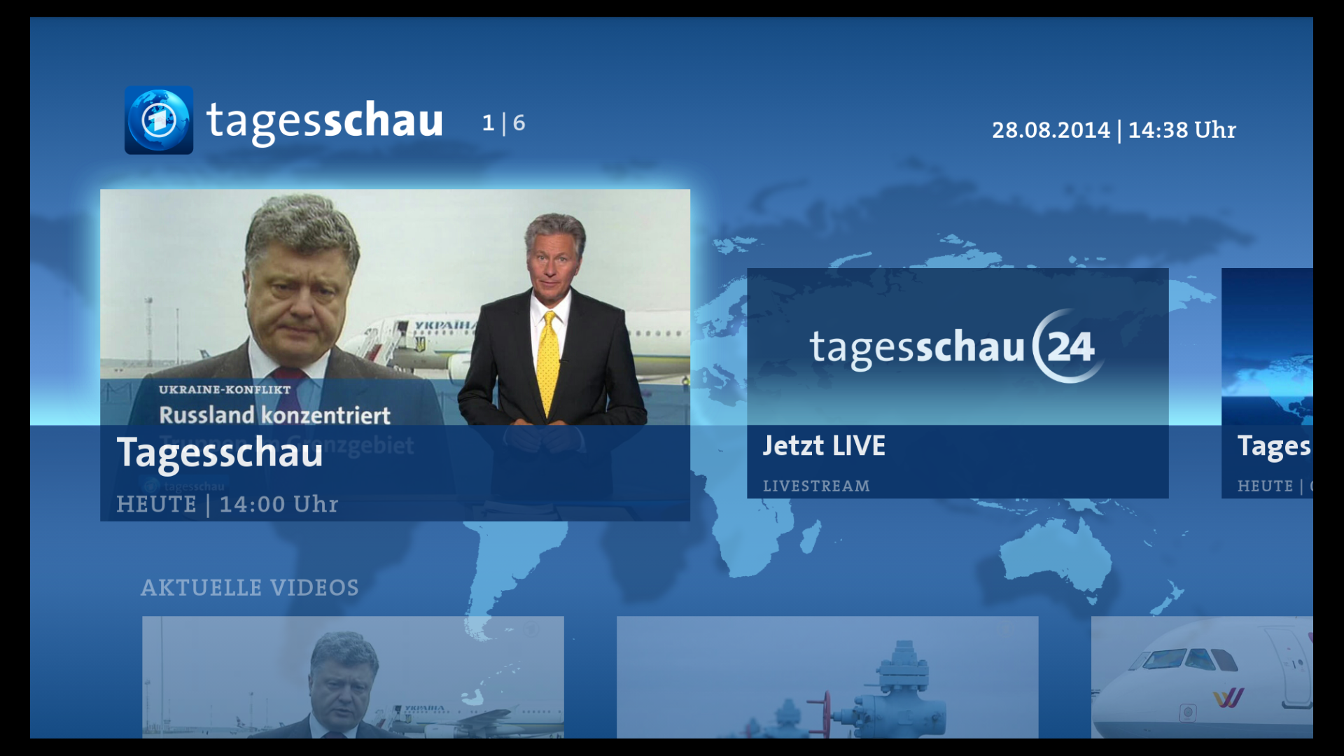 Tagesschau Heute Mediathek