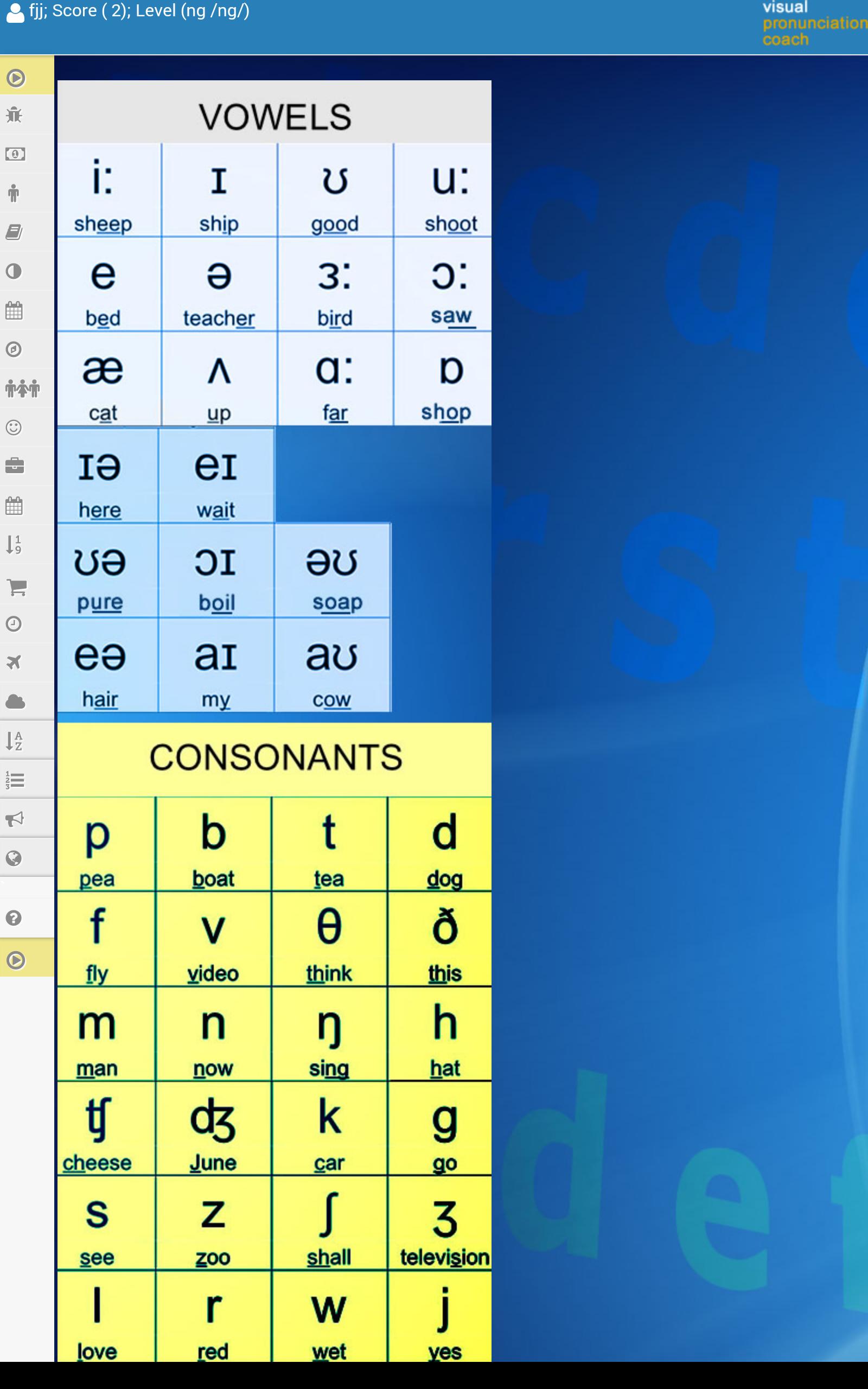 English pronunciation coach Premium: Amazon co uk: Appstore