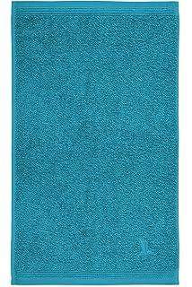 Cotton 70 x 130 cm Douceur d Int/érieur Terry Bath Towel living coral