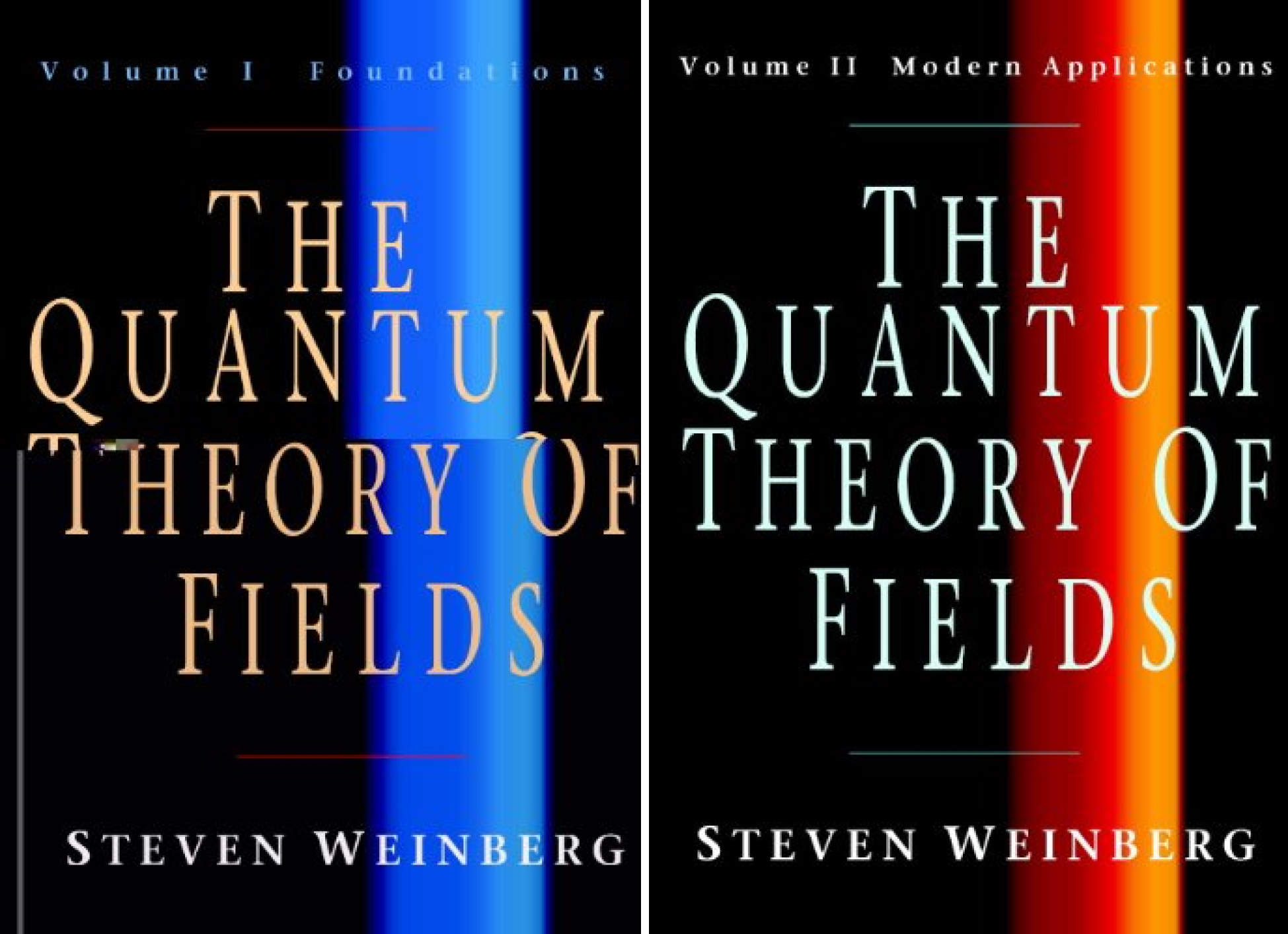 The Quantum Theory of Fields 3 Volume Hardback Set (2 Book Series)