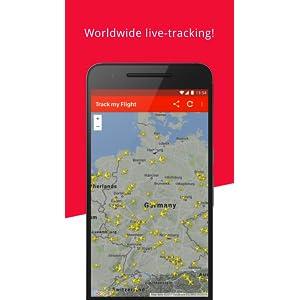 Flight Tracker - Flight Radar: Amazon co uk: Appstore for