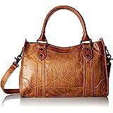 FRYE Melissa Reißverschluss-Handtasche aus Leder