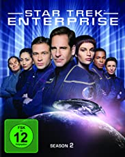 Star Trek: Enterprise - Season 2 [Blu-ray] [Limited Collector's Edition] [Limited Edition]