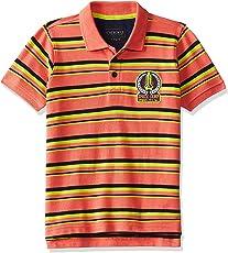 Cherokee Boys' Regular Fit Cotton T-Shirt