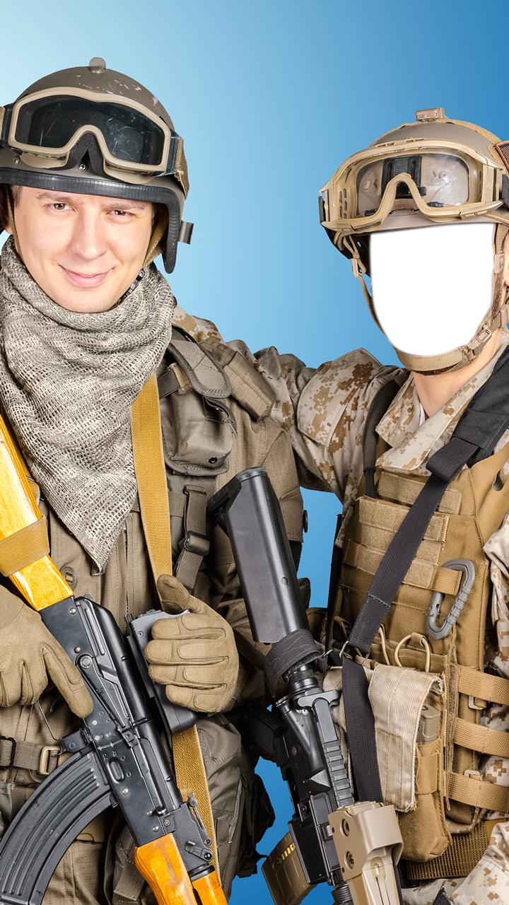 Militärische Fotomontage: Amazon.de: Apps für Android
