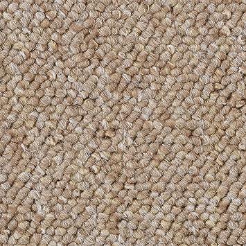 Auslegware  Teppichboden Auslegware Meterware Schlinge beige hell 400 und 500 ...