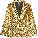 Smiffys 21163L Sequin Men's Jacket (Large)
