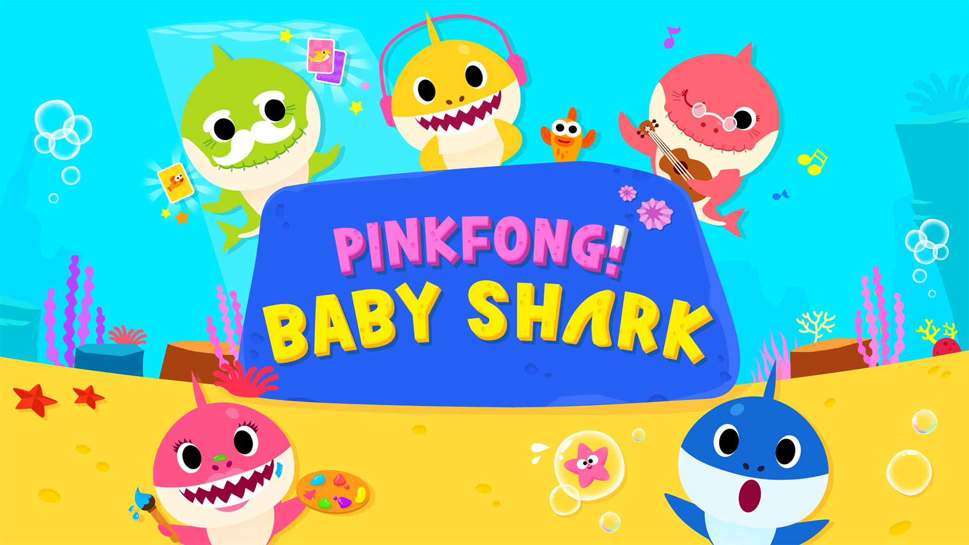 PINKFONG Baby Shark: Amazon.in: Appstore for Android