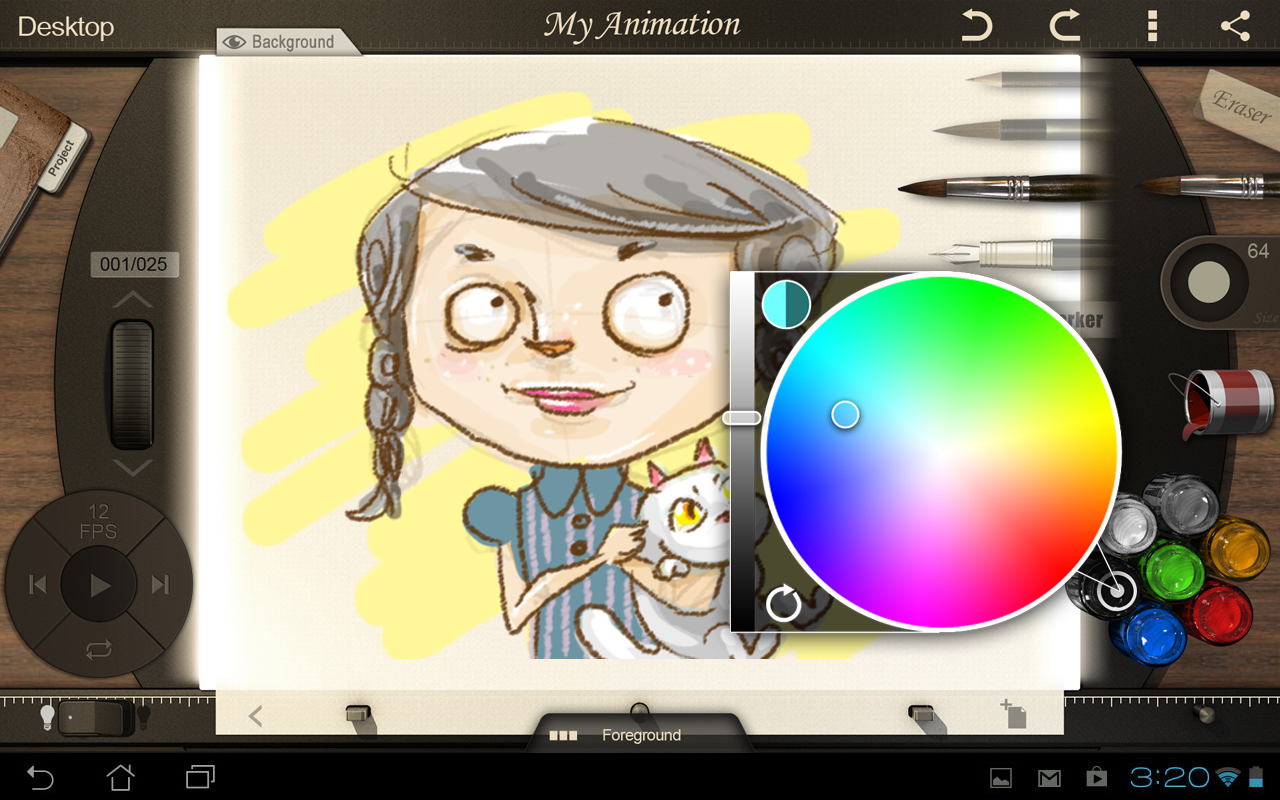 Animation Desk: Amazon.co.uk: Appstore for Android