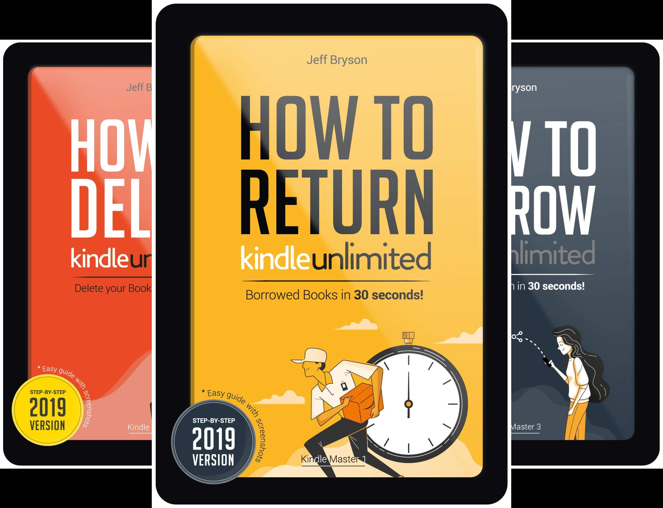 Kindle Master (3 Book Series)