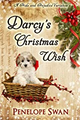 Darcy's Christmas Wish: A Pride and Prejudice Variation Kindle Edition