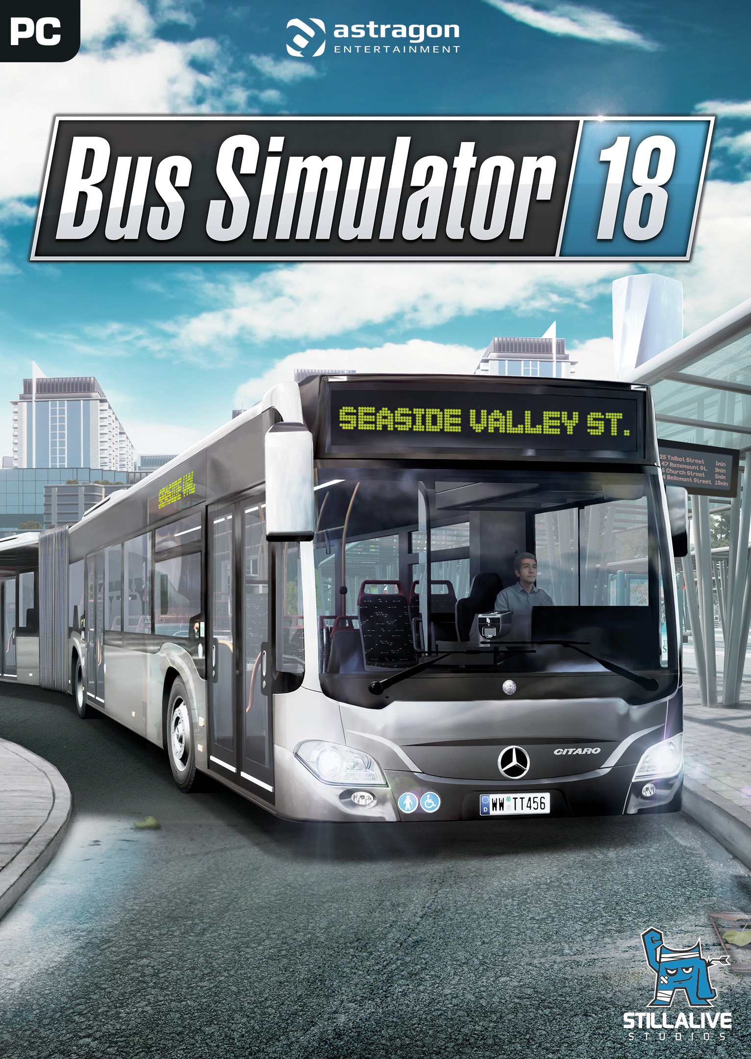 Bus Simulator 18 [PC Code - Steam]