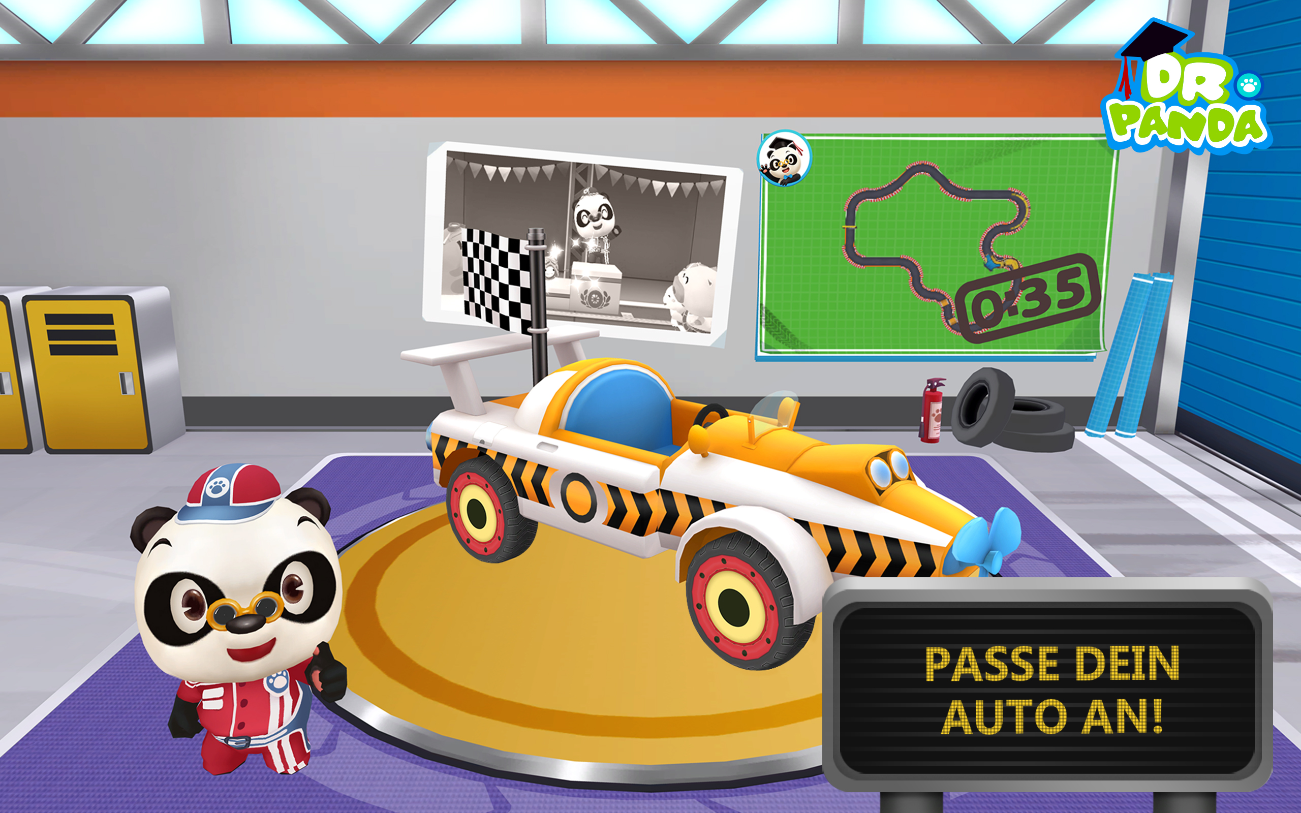 Dr. Panda Racers: Amazon.de: Apps für Android