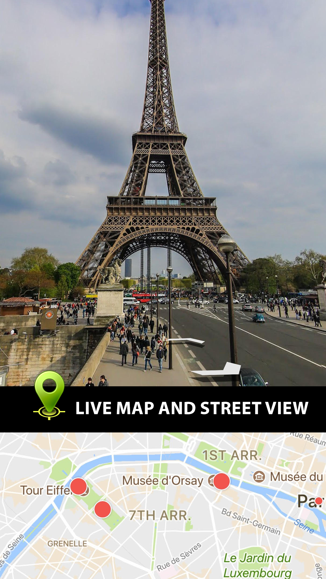 Live Street View Satellite - Live Street View Maps: Amazon.co.uk: Appstore for Android