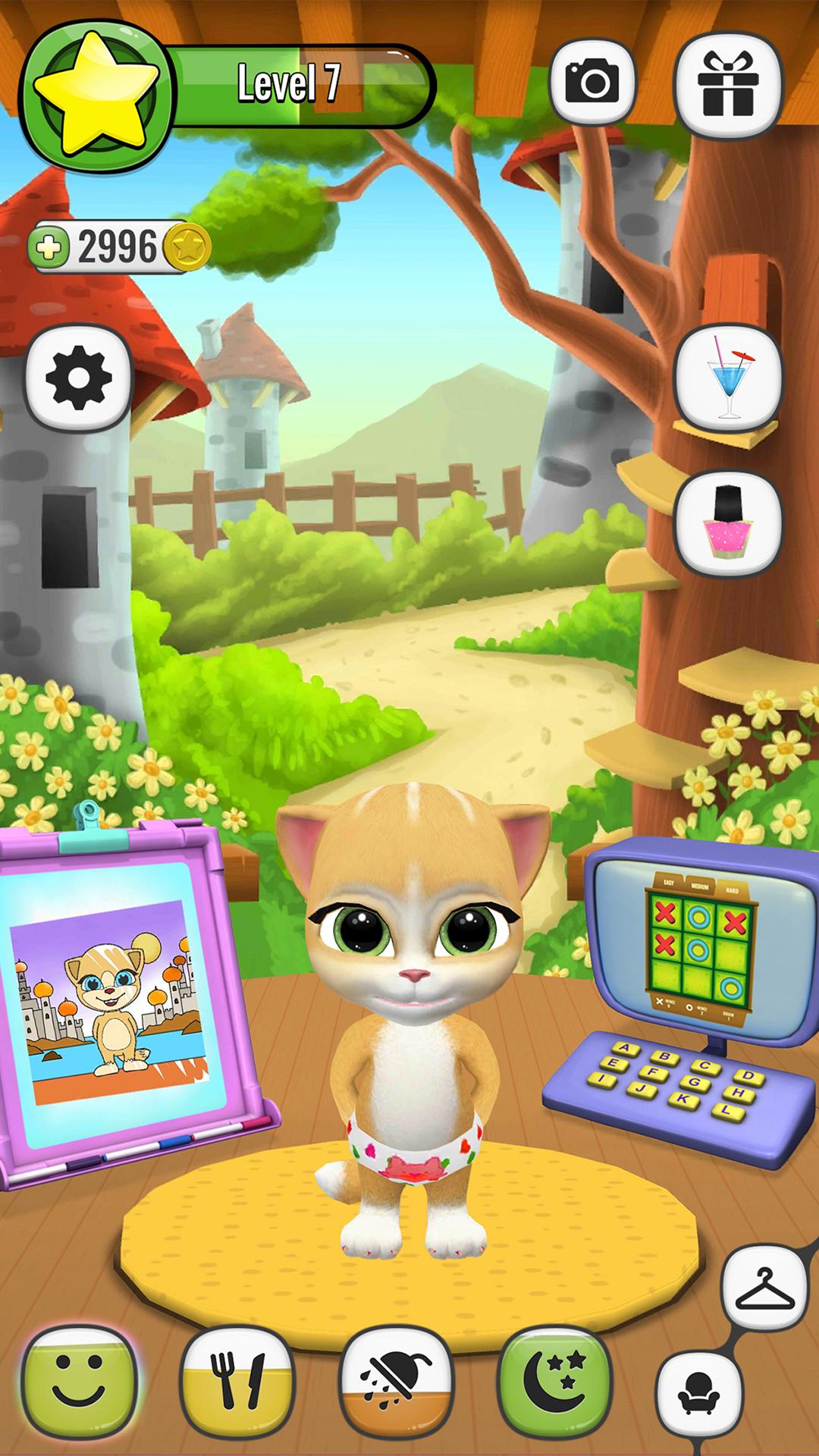Sprechende Katze App