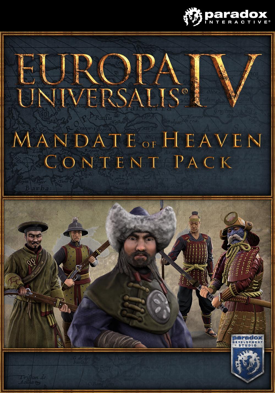 Europa Universalis IV: Mandate of Heaven [PC/Mac Code - Steam]