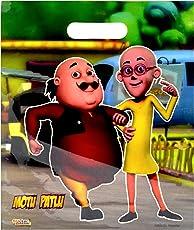Sticker Bazaar Motu Patlu Poly Party Bags (Gift) - 50