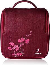 Deuter Wash Room Bag, 27 x 26 x 13cm (Blackberry/Dresscode)