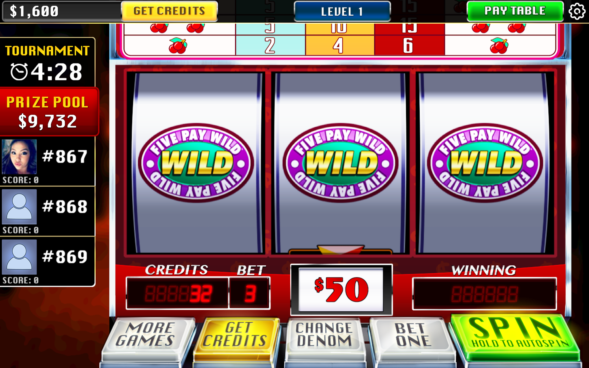 Online Casino on iphone