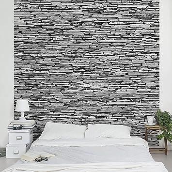 fototapete | steintapete arizona stonewall - vliestapete premium ...