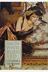 Snow White, Blood Red (Avonova Book) Hardcover