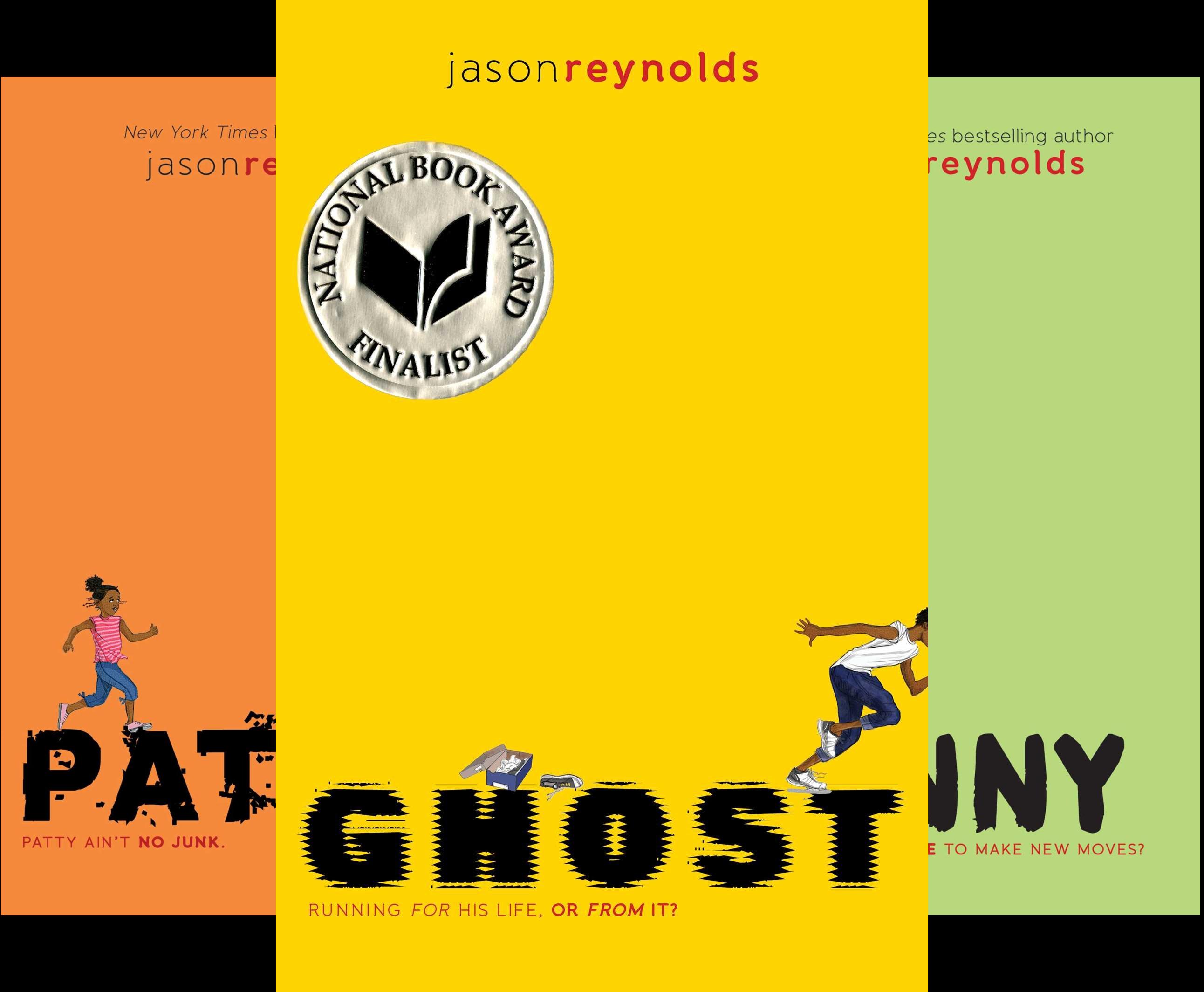 Track (4 Book Series)