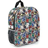 Lego Ninjago Bag For Boys, Junior Backpack for Kids, School Bag For Children, Ninja Print Medium Rucksack