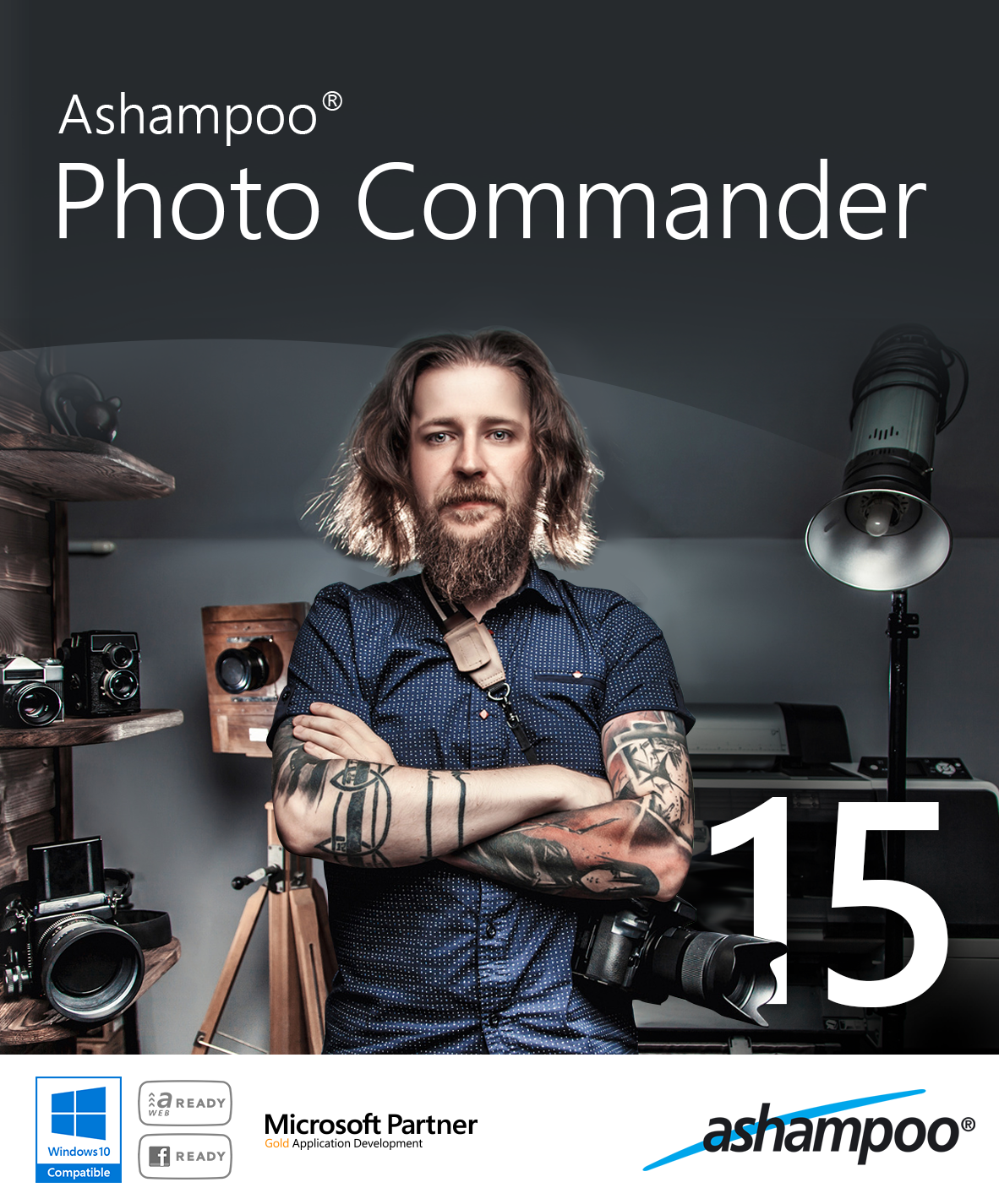 Ashampoo Photo Commander 15 [Download]