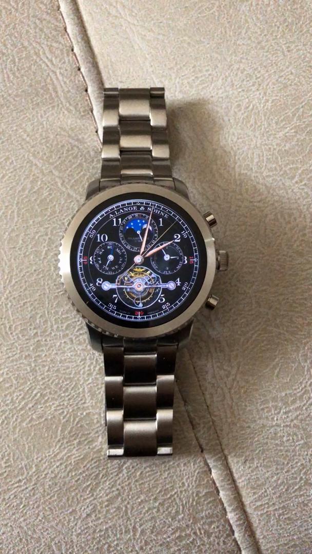 Amazon.es:Opiniones de clientes: Fossil Reloj Hombre de Digital con Correa en Acero Inoxidable FTW4000