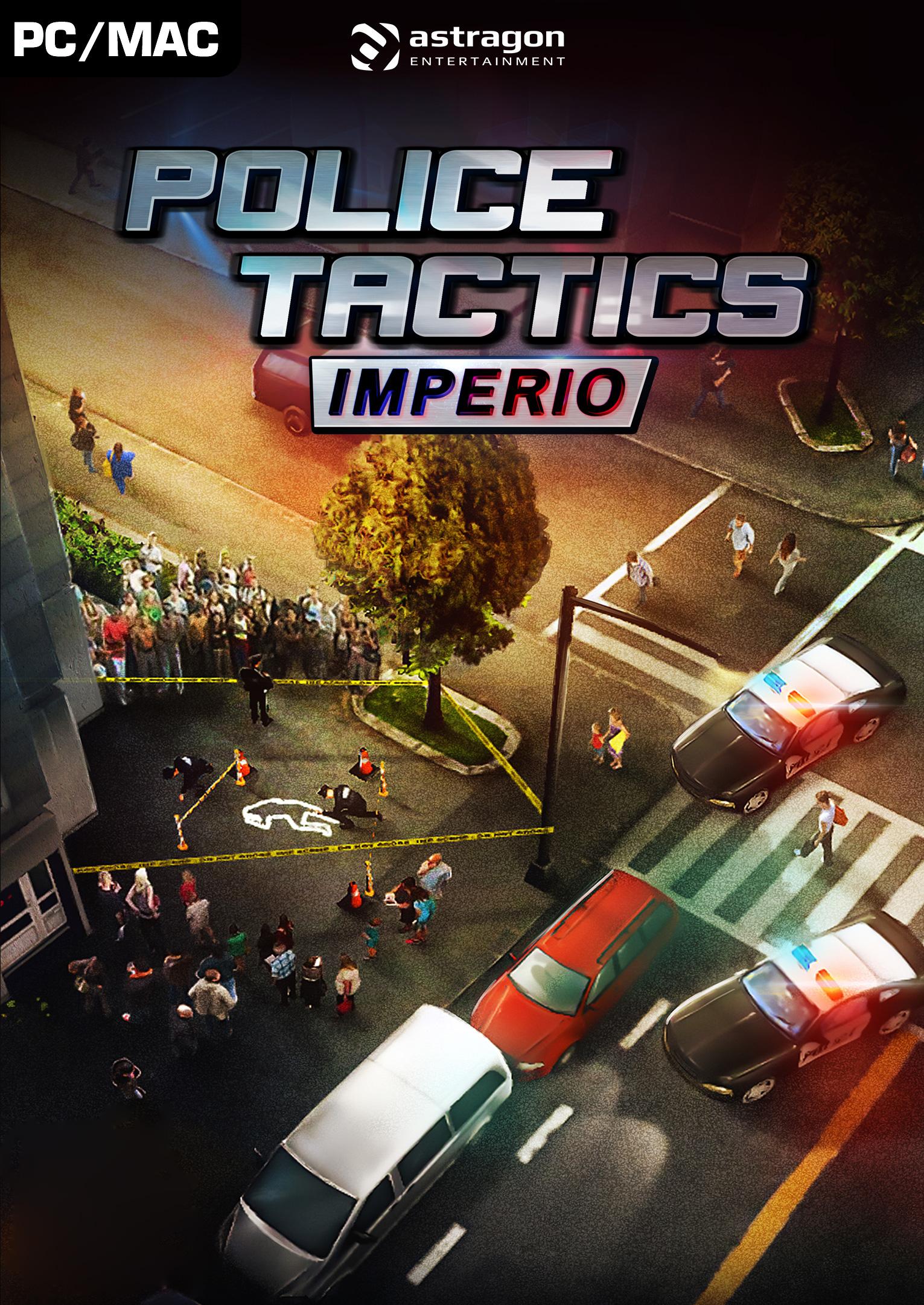 POLICE TACTICS: IMPERIO [PC/Mac Code - Steam]