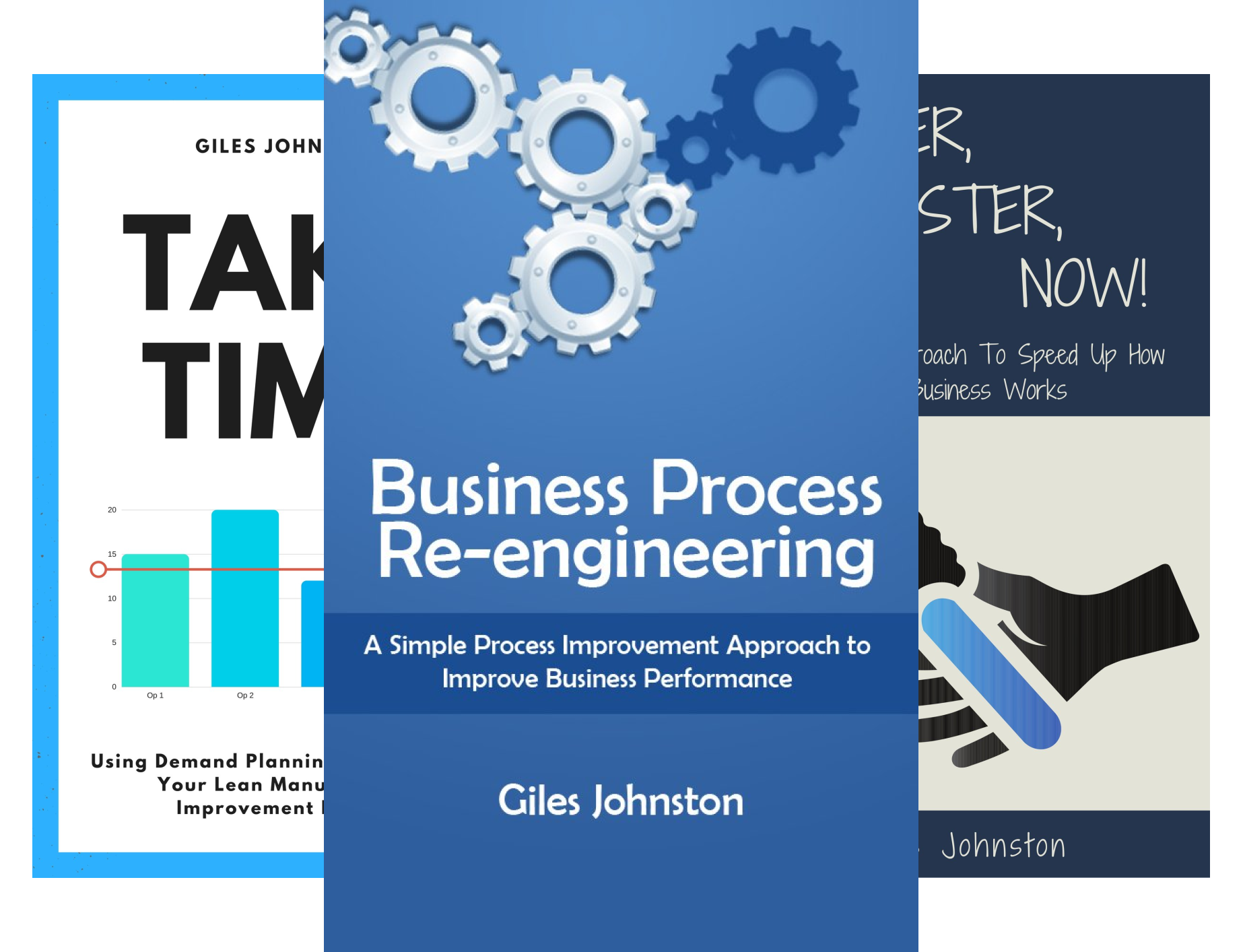The Business Productivity Series (13 Book Series)