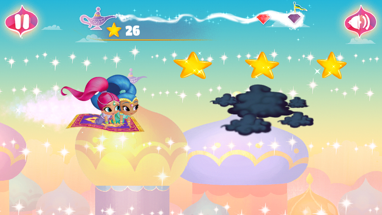 Playtime With Shimmer And Shine Amazon Co Uk Appstore