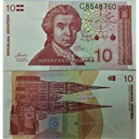 Novelty Collections-3 Currency Notes from Croatia
