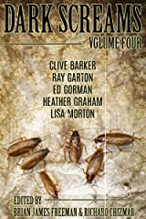 Dark Screams: Volume Four Kindle Edition