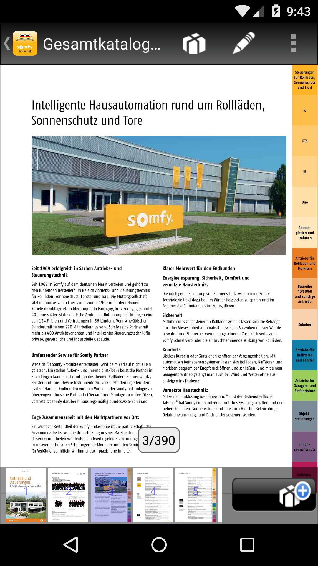 Somfy Bibliothek Deutschland - 5