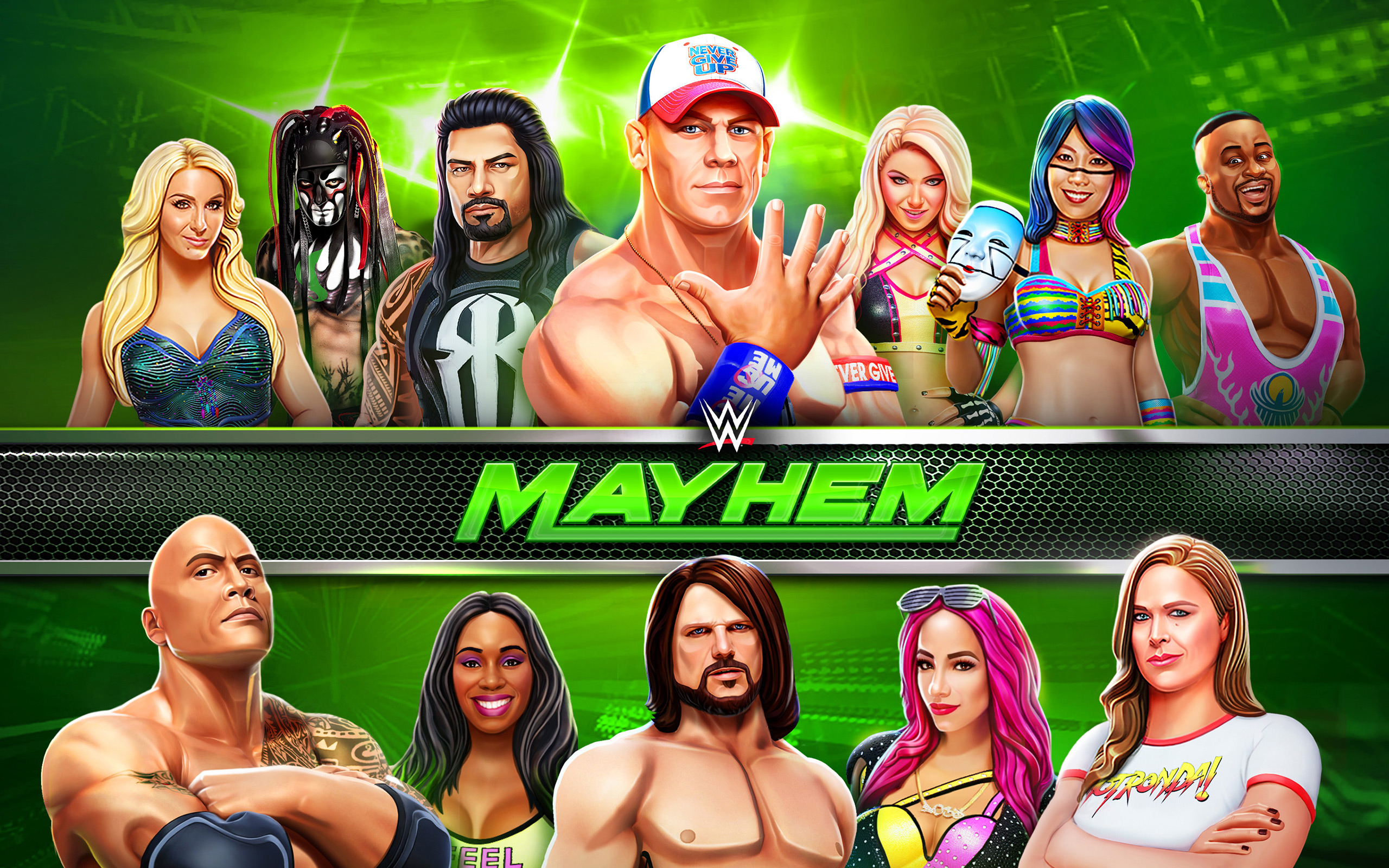 WWE Mayhem: Amazon in: Appstore for Android