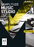 MAGIX Samplitude Music Studio – Version 2017 – das Tonstudio
