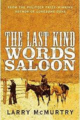 The Last Kind Words Saloon Kindle Edition
