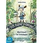Der kleine Flohling 1. Abenteuer im Littelwald (German Edition)