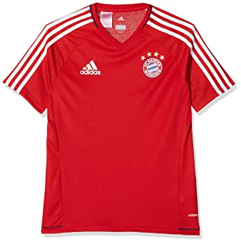 buy popular a9019 22859 Adidas Children's FC Bayern Munich Authentic Training Jersey ...