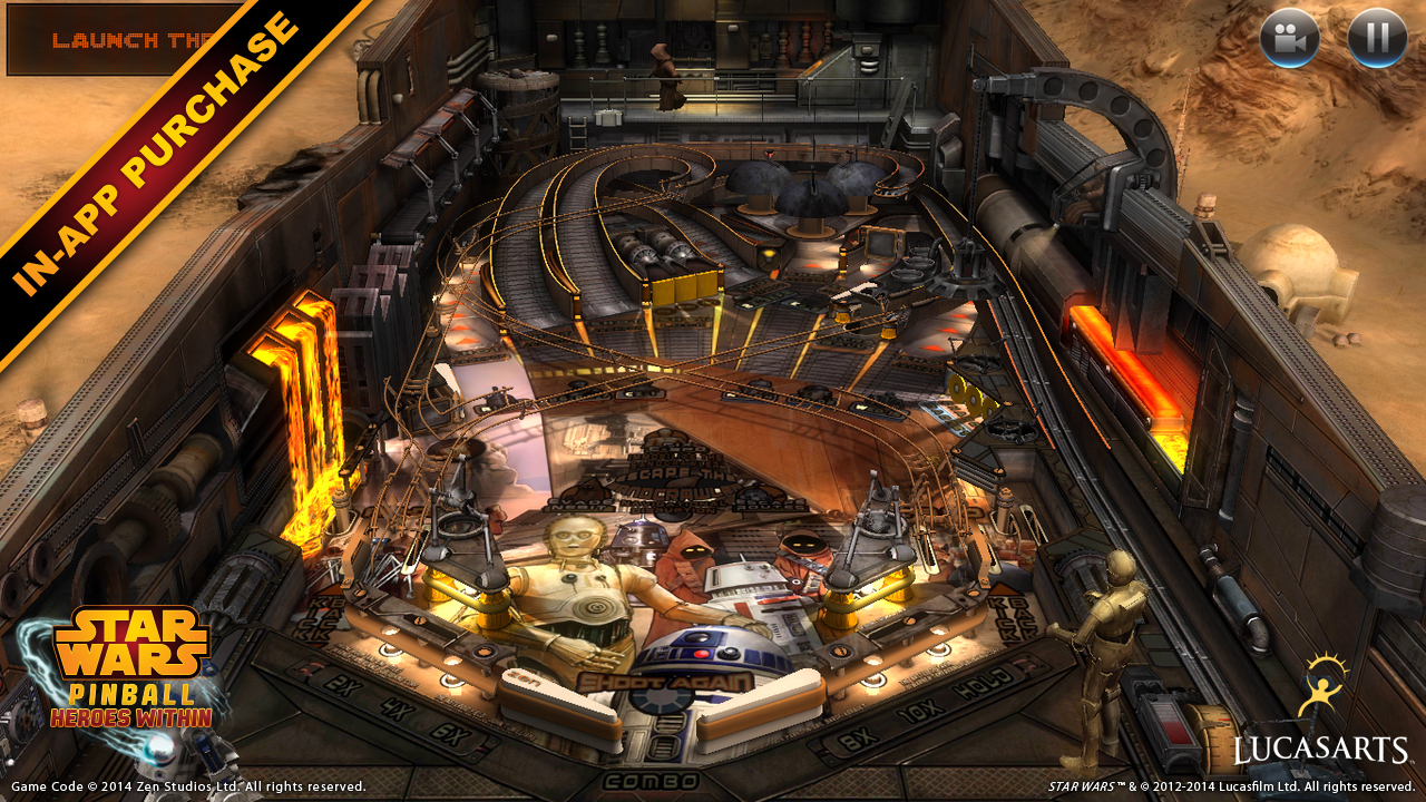 Star Wars™ Pinball 7 App Download - Android APK