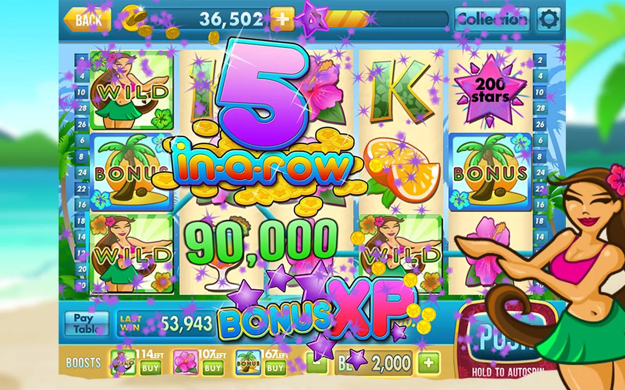 Vacation Slot Games
