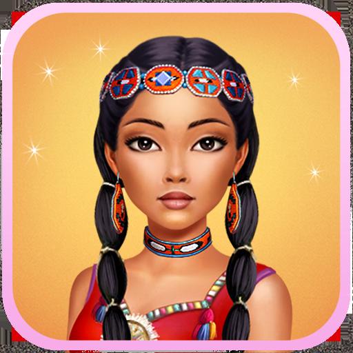 Dress Up Pocahontas (Dress Up Pocahontas)