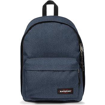 Eastpak Out Of Office Sac à dos, 44 cm, 27 L, Bleu (Double Denim)