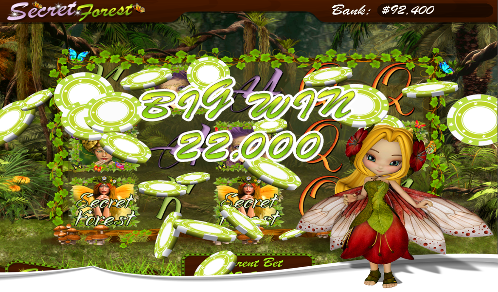 forest slot machine app