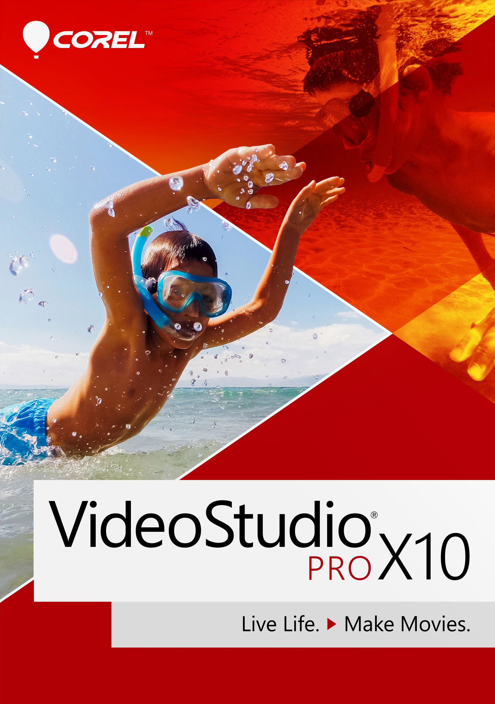 Price comparison product image VideoStudio Pro X10 [Download]