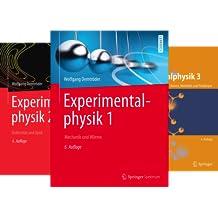 Experimentalphysik (Reihe in 4 Bänden)